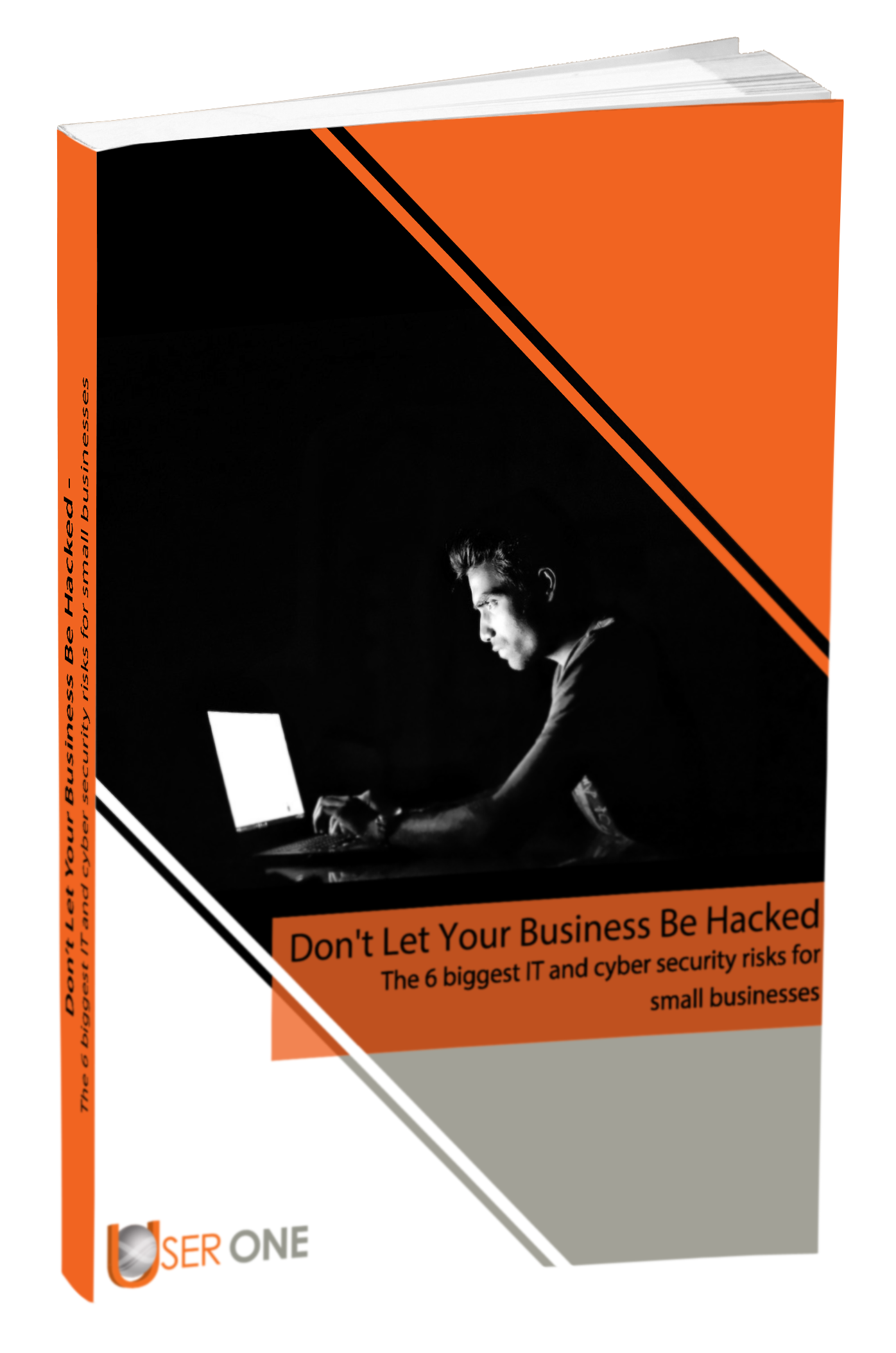 The 6 Biggest IT And Cyber Security Risks For Small Businesses Mock-UP