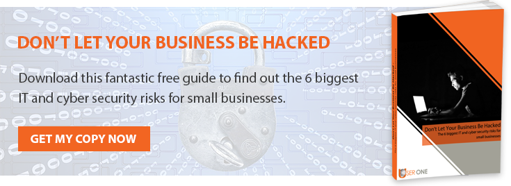 The 6 Biggest IT & Cyber Security Risks For Small Businesses Long